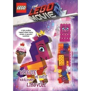 THE LEGO MOVIE 2 Vítejte ve světě královny Libovůle: obsahuje ministavebnici LEGO (978-80-264-2367-6