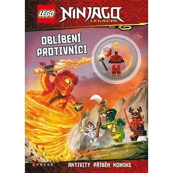 LEGO NINJAGO Oblíbení protivníci: Aktivity, příběh, komiks, obsahuje minifigurku (978-80-264-2390-4)