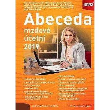 Abeceda mzdové účetní 2019 (978-80-7554-189-5)