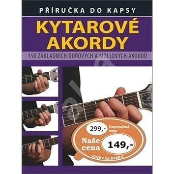 Kytarové akordy: 150 základních durových a mollových akordů (978-80-256-0171-6)