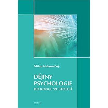 Dějiny psychologie do konce 19. století (978-80-7553-608-2)