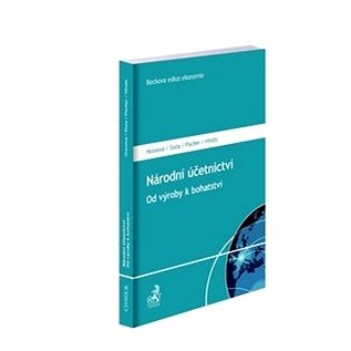 Národní účetnictví Od výroby k bohatství (978-80-7400-738-5)