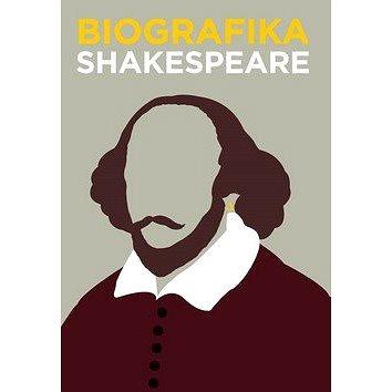 Biografika Shakespeare: Velikáni v grafickej podobe (978-80-8109-365-4)