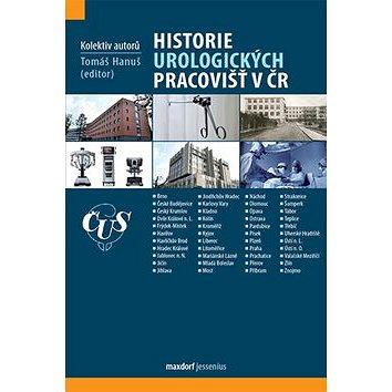 Historie urologických pracovišť v ČR (978-80-7345-579-8)