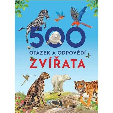 500 otázek a odpovědí Zvířata (978-80-7567-415-9)