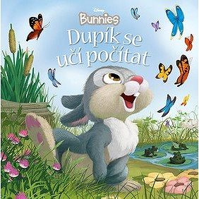 Disney Bunnies Dupík se učí počítat (978-80-252-4456-2)