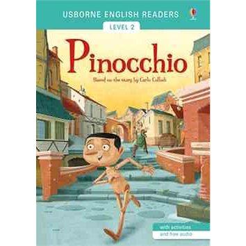 Pinocchio: Usborne English Readers Level 2 (9781474924641)