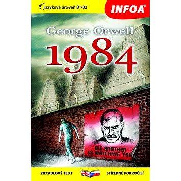 1984: zrcadlový text B1-B2 středně pokročilí (978-80-7547-357-8)