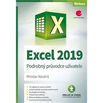 Excel 2019: Podrobný průvodce uživatele (978-80-247-2026-5)