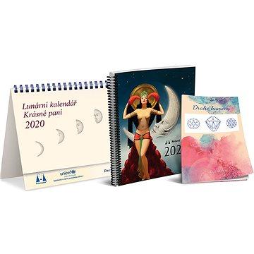 Lunární kalendář Krásné paní 2020 (9788075310255)