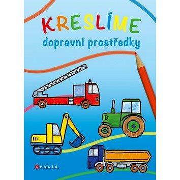 Kreslíme dopravní prostředky (978-80-264-2617-2)