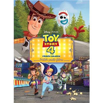 Toy Story 4 Příběh hraček Příběh podle filmu (978-80-252-4658-0)
