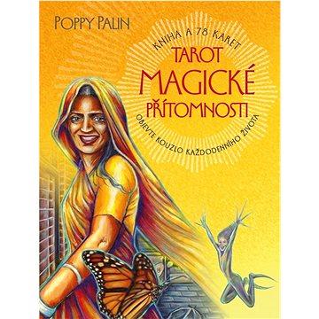 Tarot magické přítomnosti: Objevte kouzlo každodenního života, Kniha + 78 karet (978-80-7370-528-2)