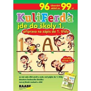 KuliFerda jde do školy 1.: Příprava na zápis do 1. třídy (978-80-7496-434-3)