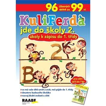 KuliFerda jde do školy 2.: Úkoly k zápisu do 1. třídy (978-80-7496-435-0)