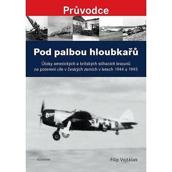 Pod palbou hloubkařů: Útoky amerických a britských stíhacích letounů na pozemní cíle v českých zemíc (978-80-200-2978-2)