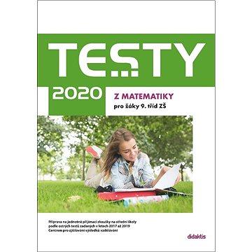 Testy 2020 z matematiky pro žáky 9. tříd ZŠ (978-80-7358-319-4)