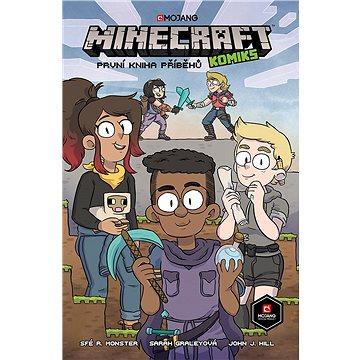 Minecraft: První kniha příběhů (978-80-7449-772-8)