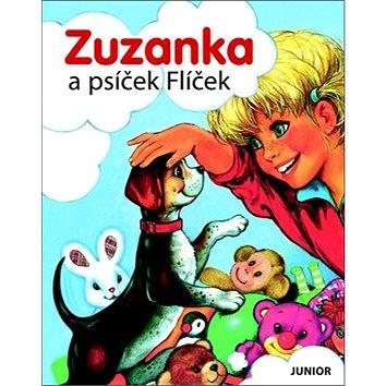 Zuzanka a psíček Flíček (978-80-7267-698-9)