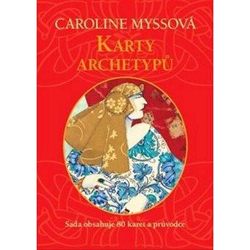 Karty archetypů: Sada obsahuje 80 karet a průvodce (978-80-87529-26-3)