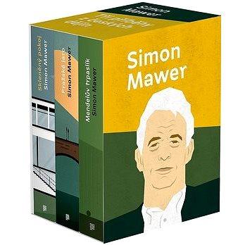 Simon Mawer 1-3: Pražské jaro, Skleněný pokoj, Mendelův trpaslík (978-80-7473-904-0)