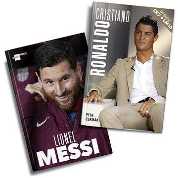 Ronaldo/Messi: Fotbaloví mimozemšťané (978-80-87685-83-9)