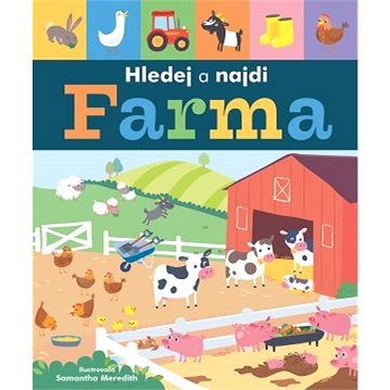 Farma Hledej a najdi (978-80-256-2673-3)