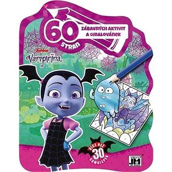 60 zábavných aktivit a omalovánek Vampirina (8595593818696)