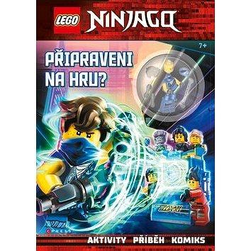 LEGO NINJAGO Připraveni na hru?: Aktivity, příběh, komiks, obsahuje minifigurku (978-80-264-2972-2)