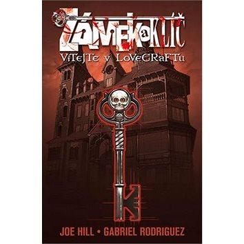 Comics Centrum Zámek a klíč Vítejte v Lovecraftu (978-80-88152-97-2)