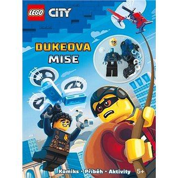 LEGO CITY Dukeova mise: Komiks, Příběh, Aktivity (978-80-264-3074-2)