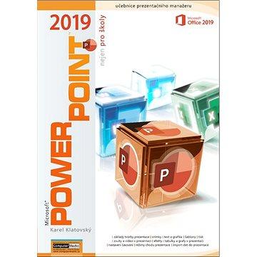 PowerPoint 2019 nejen pro školy (978-80-7402-386-6)