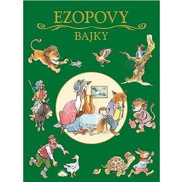 Ezopovy bajky (978-80-255-1255-5)