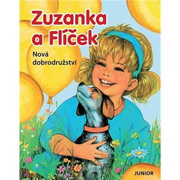 Zuzanka a Flíček Nová dobrodružství (978-80-7267-703-0)