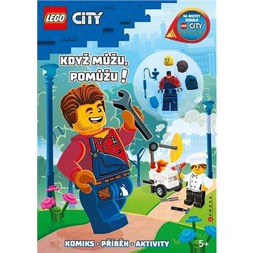 LEGO® City Když můžu, pomůžu!: Komiks, příběh, aktivity (978-80-264-3184-8)