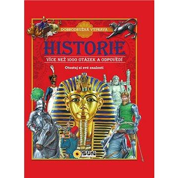 Historie Více než 1000 otázek a odpovědí: Otestuj si své znalosti (978-80-7567-656-6)