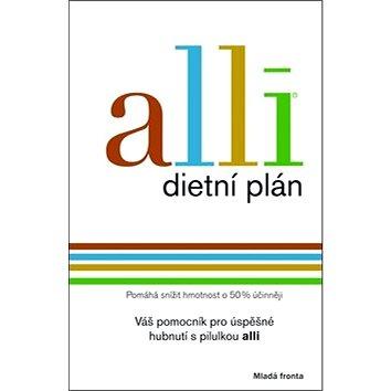 Alli dietní plán: Váš pomocník pro úspěšné hubnutí s pilulkou alli (978-80-204-2113-5)