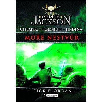 Percy Jackson Moře nestvůr: Chlapec Polobůh Hrdina 2. díl (978-80-253-0974-2)
