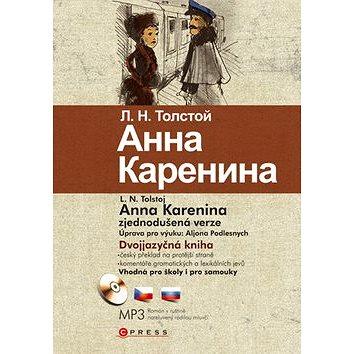Anna Karenina: dvojjazyčná kniha (978-80-251-2600-4)