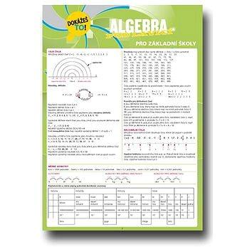: Souhrnné informace z algebry pro ZŠ (978-80-7397-057-4)