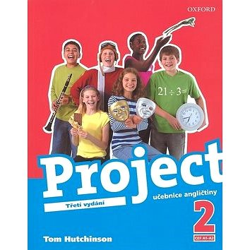 Project 2 Third Edition Students Book (978-0-947641-5-5)