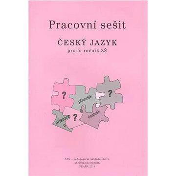 Český jazyk pro 5.ročník ZŠ Pracovní sešit (978-80-7235-454-2)