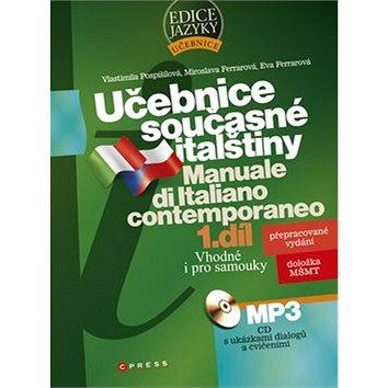 Učebnice současné italštiny 1. díl + mp3: Manuale di Italiano contemporaneo (978-80-251-3095-7)