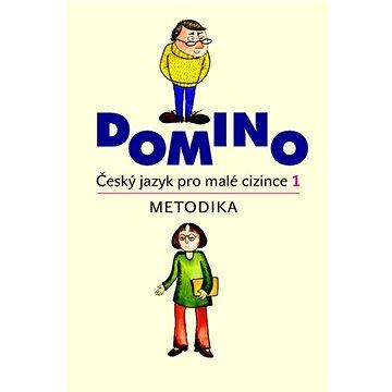 Domino Český jazyk pro malé cizince 1. Metodika + CD (978-80-7357-584-7)