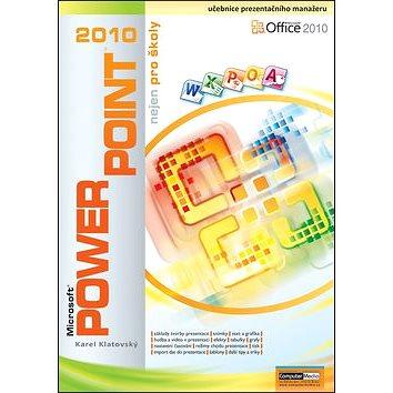 PowerPoint 2010 nejen pro školy (978-80-7402-077-3)