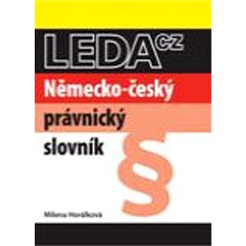 Německo-český právnický slovník (978-80-7335-250-9)
