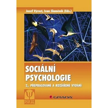 Sociální psychologie (978-80-247-1428-8)