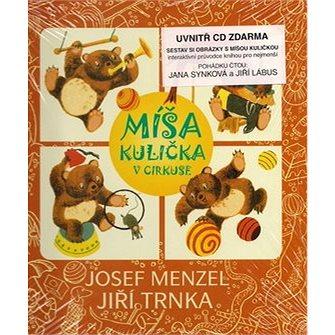 Studio Trnka Míša Kulička v cirkuse (978-80-903999-4-5)