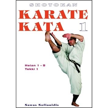 Shotokan Karate Kata 1 (978-80-88969-14-3)