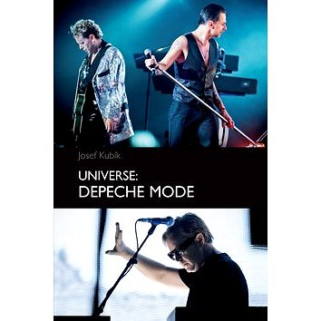 Universe:Depeche Mode (978-80-254-8779-2)